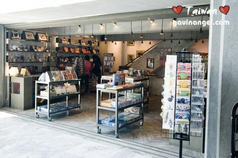 台北市立美術館紀念品店