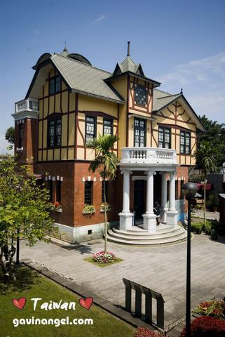 台北故事館建築