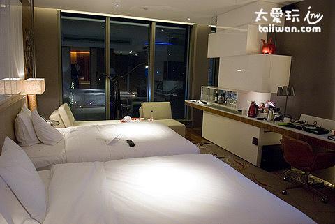 頂級奢華飯店W Hotel在台北開幕囉!