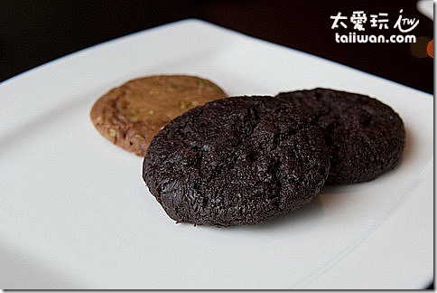 台北寒舍艾美酒店行政樓層貴賓室好吃的餅乾
