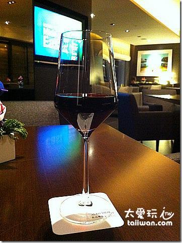 台北寒舍艾美酒店行政樓層貴賓室雞尾酒時間