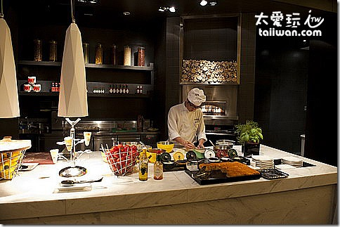 探索廚房空間空間很有質感