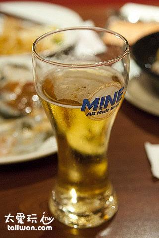 啤酒無限暢飲