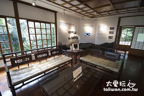 介壽堂作為常設文物展覽空間