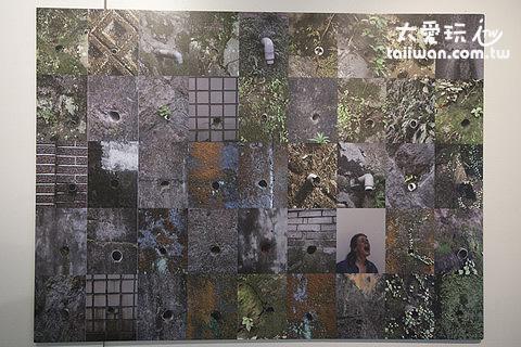 草山行館92藝文中心展示各種藝術創作