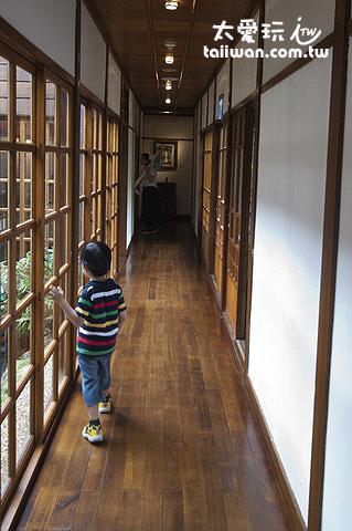草山行館日式建築