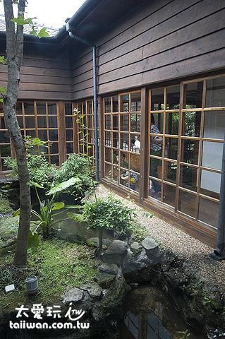 主行館日式建築風格