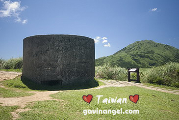 擎天崗上的碉堡以前可是有軍隊駐守