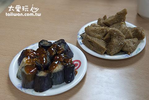 東門餃子館小菜也好吃