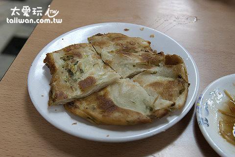 東門餃子館蔥油餅