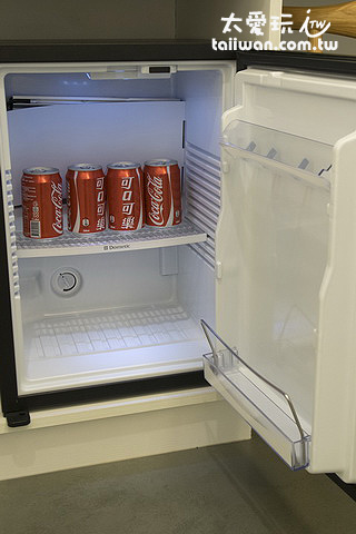 冰箱有免費可樂