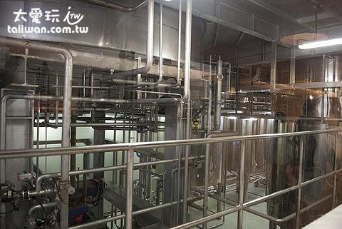 大型蒸餾器