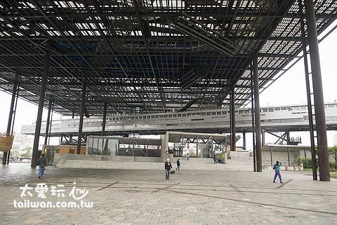 巨大的羅東文化工場