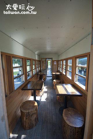 森林鐵路車廂