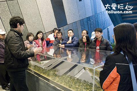 蘭陽博物館專人導覽