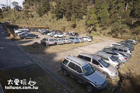 太平山莊停車場
