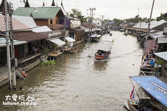 安帕瓦水上市場是我最愛的曼谷景點