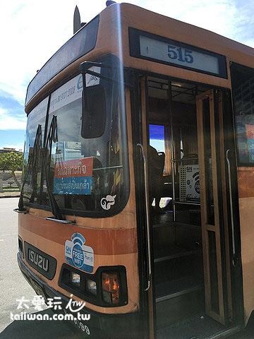 515免費接駁公車