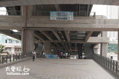 帕雅泰站(Phaya Thai)