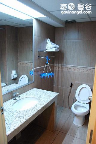 浴室設備也不錯