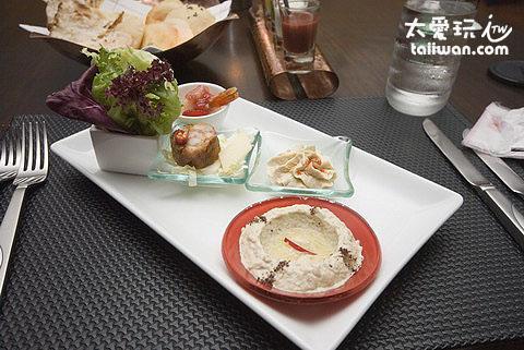 Cafe Mozu餐廳