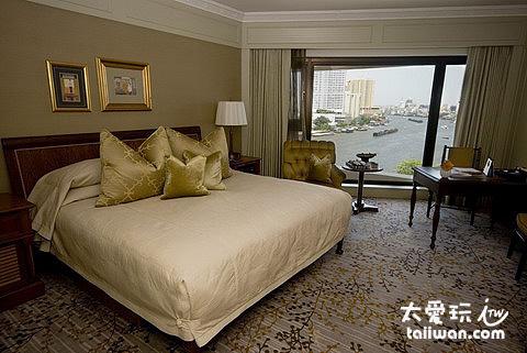 Mandarin Oriental Hotel亚洲最有名气的奢华饭店