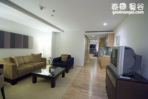 公寓式酒店空间超大