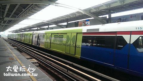 空鐵娜娜站(BTS Nana Station)