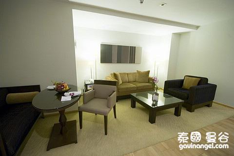 雙人房客廳