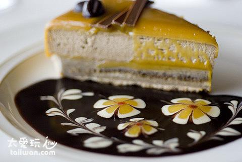 美麗又好吃的甜點