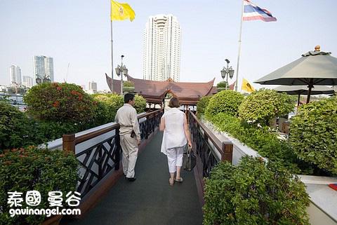 飯店專屬碼頭