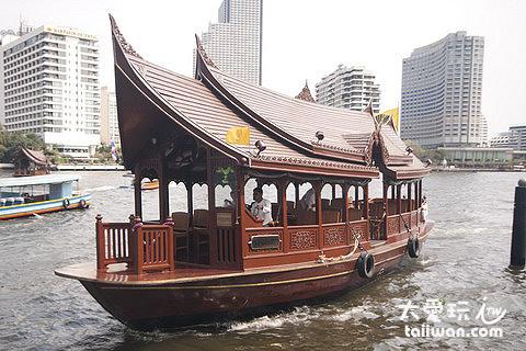 飯店專屬接駁船