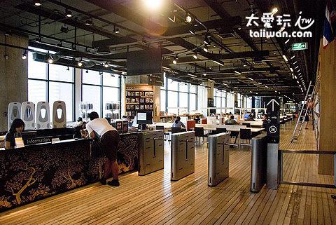 TCDC 泰國創意設計中心圖書館