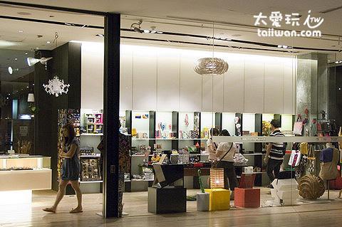 TCDC 泰國創意設計中心商品販售區