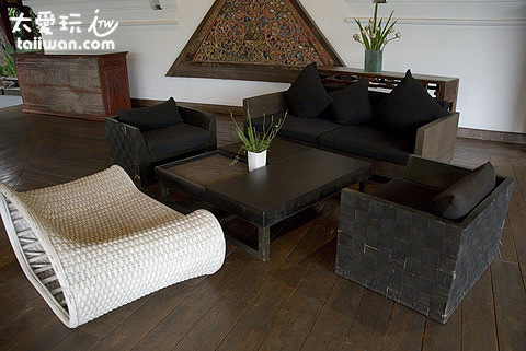 Baan Suan Restaurant家具