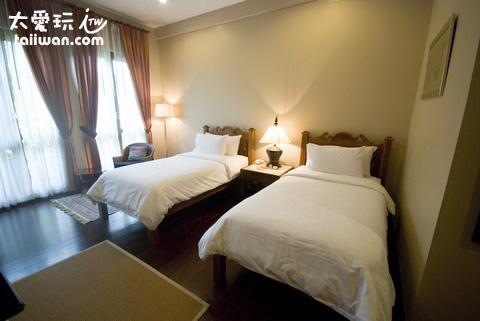 Baan Klang Wiang Hotel套房