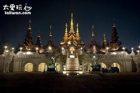強烈推薦去The Dhara Dhevi Hotel Chiang Mai住幾晚