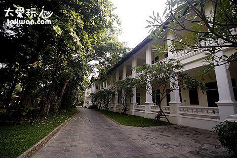 The Dhara Dhevi Hotel Chiang Mai殖民風格套房區