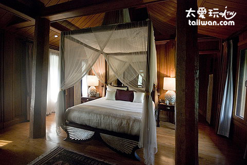 The Dhara Dhevi Hotel Chiang Mai泰式別墅