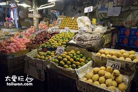 水果一定要買來吃吃看