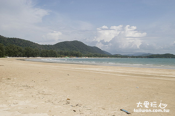 蘭塔島海灘