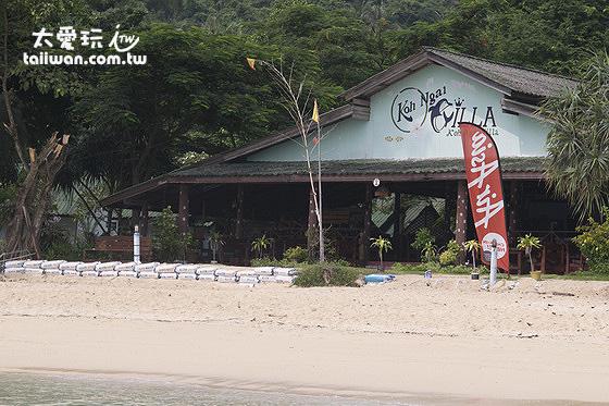 Koh Ngai浮潛