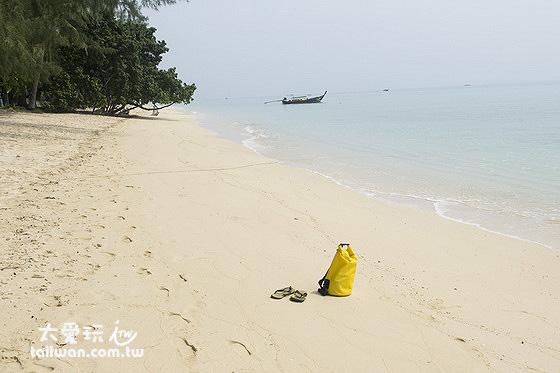 Koh Ngai海灘