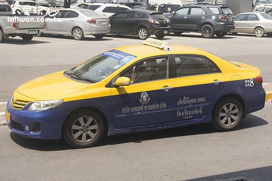 合艾機場跳錶計程車