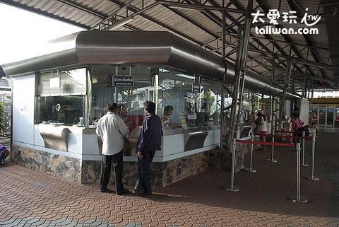 Air Conditioned Bus Terminal Pattaya – Bangkok車站