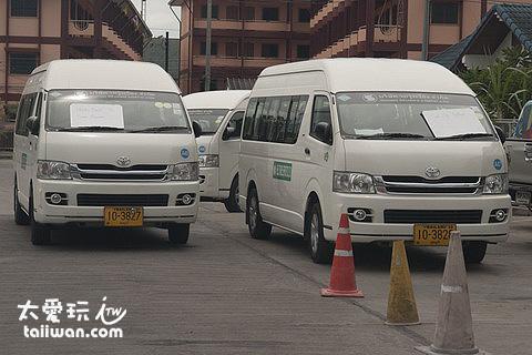 Minibus / Minivan小巴