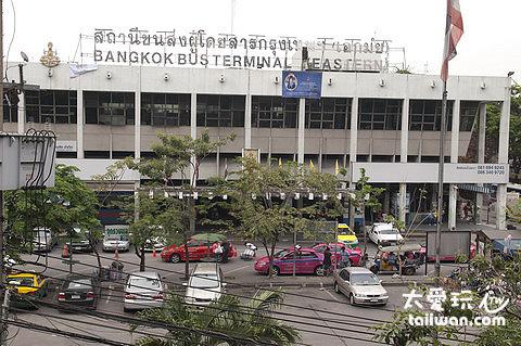曼谷巴士東站Ekkamai