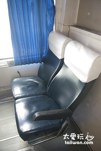 前往曼谷的巴士座位