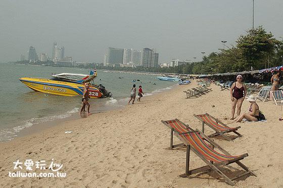 芭達雅海灘