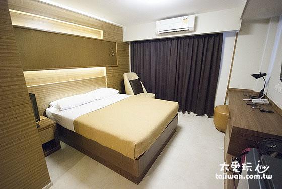 芭達雅的1000元旅館品質也很不錯